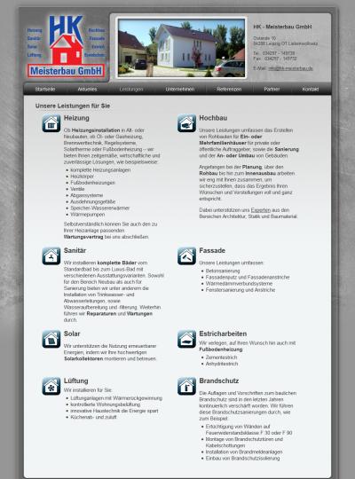 HK – Meisterbau GmbH