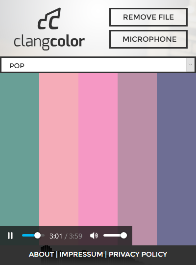 Clangcolor