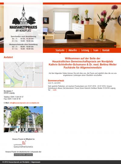 Hausarztpraxis am Nordplatz